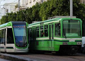 Metro en grève