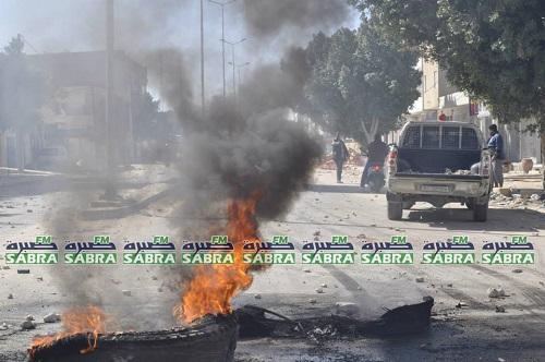 Kairouan Affrontements 4 28-03-2014