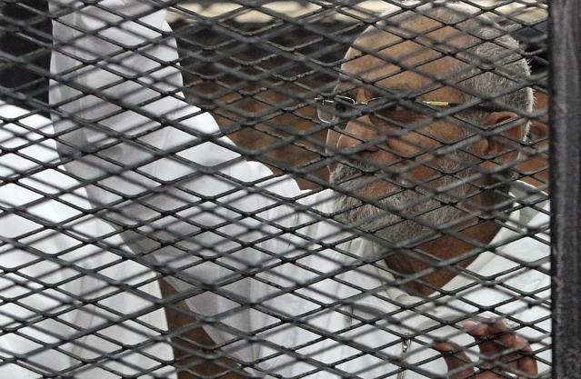 Mohamed Badie (credit photo Reuters)