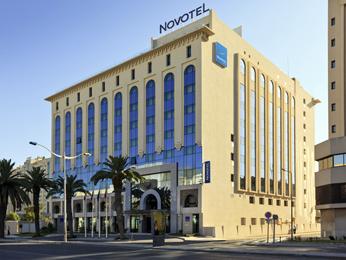 Novotel Mohamed V (credit photo - Accorhotels)