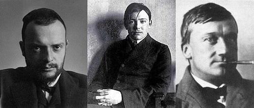 Paul Klee - August Macke - Louis Moilliet