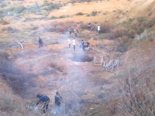 Photos camp Menzel Nour (2)