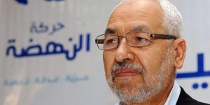 Rached Ghannouchi - photo (Tixup)