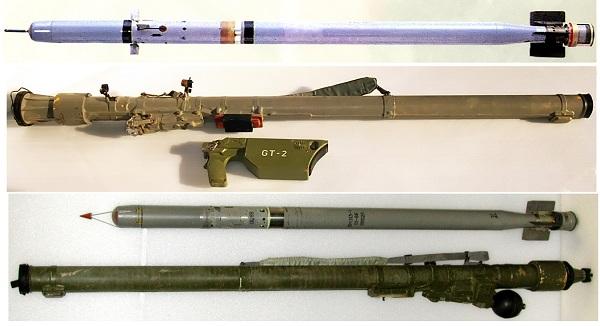 SA-16_and_SA-18_missiles_and_launchers