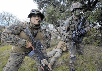 Africa crisis response force