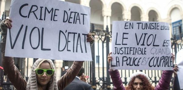 Affaire Meriem (credit photo Aimen Zine-AP-SIPA)