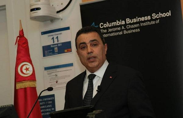 Mehdi Jomaa - Columbia Business School - (credit photo - Presidence gouvernement)