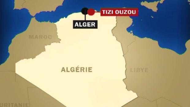 Carte Algerie Tizi Ouzou.Dimanche Sanglant En Algerie 11 Soldats Assassines Pres De