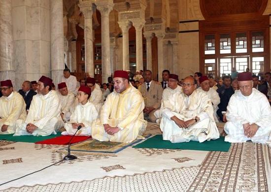 Mohamed VI - Marzouki 06-06-2014 (credit photo Presidence Republique) (3)