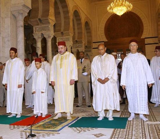 Mohamed VI - Marzouki 06-06-2014 (credit photo Presidence Republique) (5)