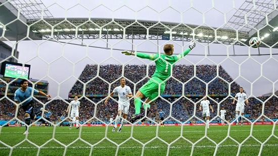 Uruguay-Angleterre (credit photo - FIFA.com)