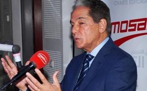 Abderrahim Zouari Credit photo Mosaique FM