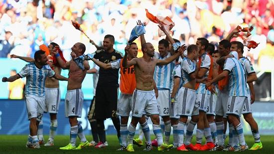 Coupe du monde un succulent argentine hollande en demi - Finale coupe du monde 1978 ...