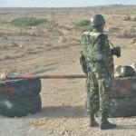 Explosion d'une mine à Chambi à Henchir Ettala : Deux blessés