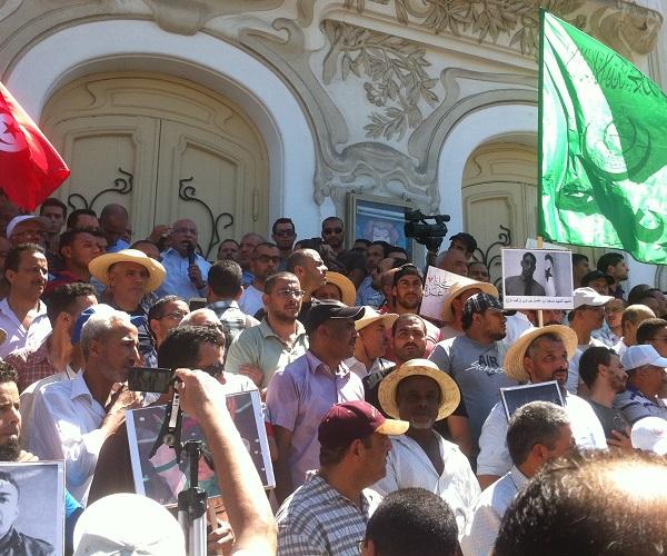 Manifestation Ennahdha - 18 - 07 - 2014 (3) - webdo.tn