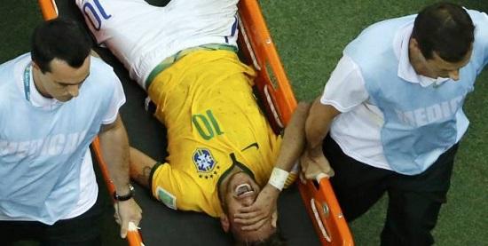Neymar (credit photo - l Equipe)