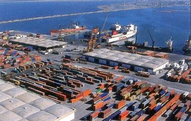 Port de Rades  Tunisie