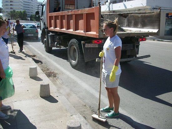 Thomas Cook - nettoyage Sousse 15-07-2014 (1)
