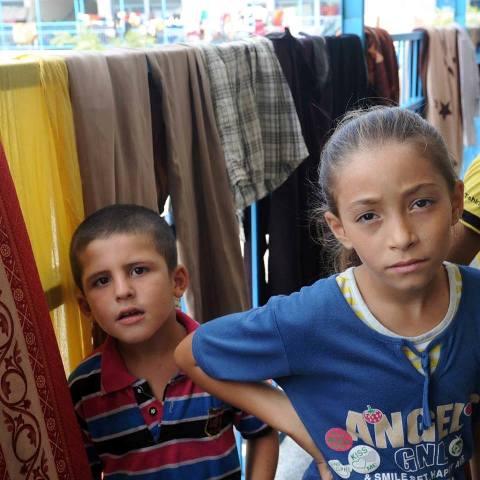 Gaza Crédit photo UNRWA