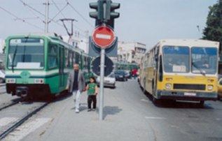Bus tram tunisie