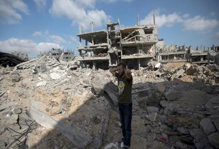 Gaza : Crédit photo Al Quds