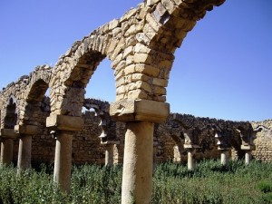 Les ruines d une mosquee Ottomane