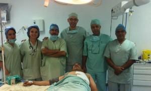 hypnose chirurgie anesthésie générale hopital kassab sabri zoghlami