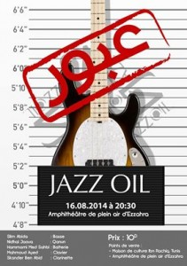 jazz oil