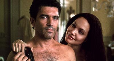 Antonio Banderas - Angelina Jolie