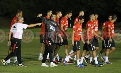 La Tunisie au Caire (credit photo FTF)
