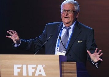 Theo Zwanziger (credit photo FIFA)