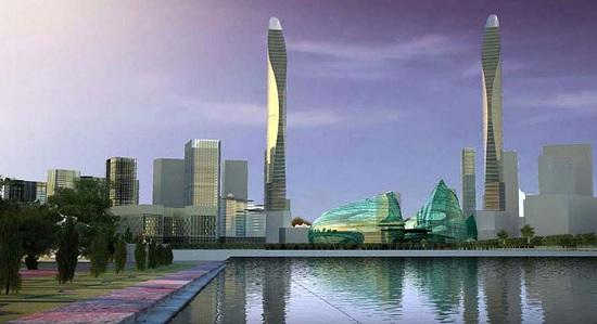 Tunisia Economic City