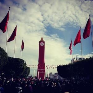 Avenue Habib Bourguiba, Tunis -Photo d'illustration-Lilia Weslaty