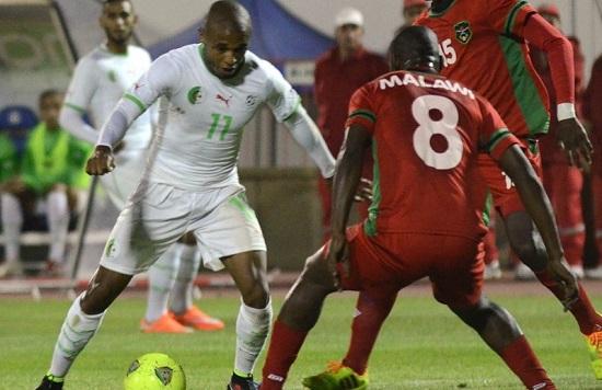 Algerie-Malawi