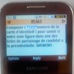 Votre numéro de carte d'identité utilisé à votre insu par des candidats à la présidentielle en Tunisie ? Vérifiez !