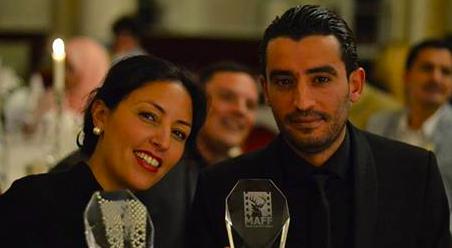 Ismahane Lahmar et Amine Boukhriss Crédit photo MAFF