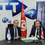 Nouveau partenariat entre Tunisie Telecom et le groupe Loukil