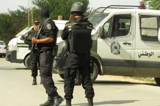 Garde Nationale à Oued Ellil. Meriem Dridri 23 octobre 2014