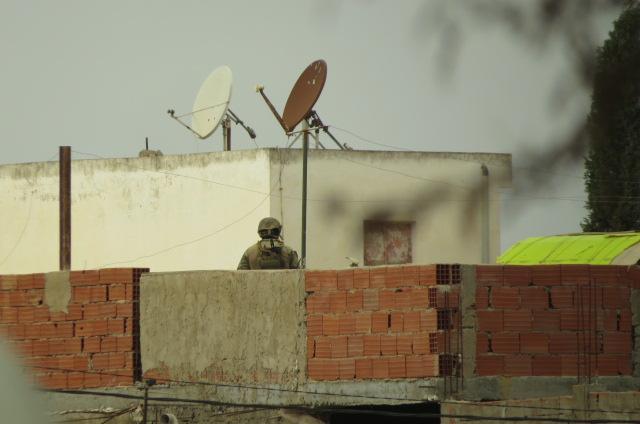 Garde Nationale °Meriem Dridri |WEBDO.tn 23 Oct. 2014 Oued Ellil