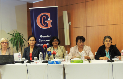 Gender Concerns International en Tunisie