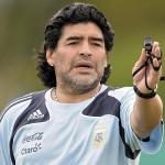 Maradona, contacté par les Palestiniens pour entraîner leur sélection nationale ?