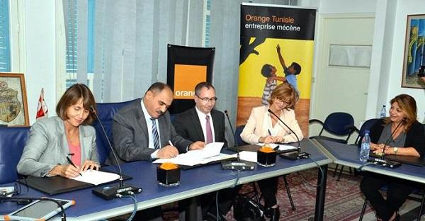 Orange Tunisie - numerique 2