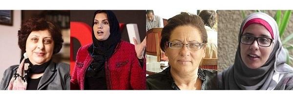 Sawsan Zakzak - Zahra Langhi - Najoua Makhlouf - Nihal Saad Zaghloul