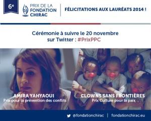 amira yahyaoui fondation chirac