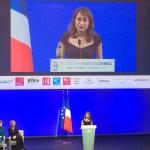 François Hollande à Amira Yahyaoui :