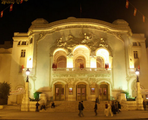 Théâtre municipal Tunis