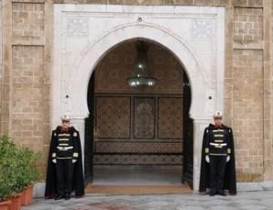 Presidence du Gouvernement - la Kasbah