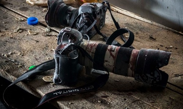 journalistes tues - photo liberation