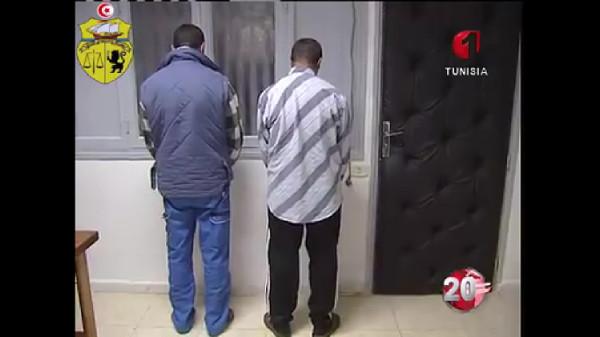 terroristes arrestation kairouan