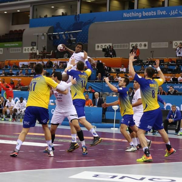 Coupe du monde de handball tunisie espagne en huiti me - Diffusion coupe du monde de handball 2015 ...